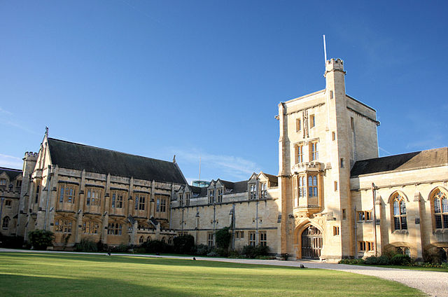 Energy Materials Universities Nuclear Technology Forum Oxford - Where is oxford located